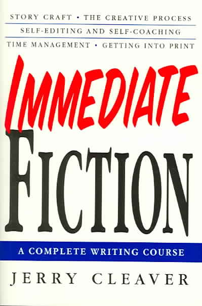 Immediate Fiction By Cleaver, Jerry